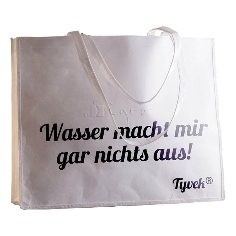 Wide Tyvek Carry Bag
