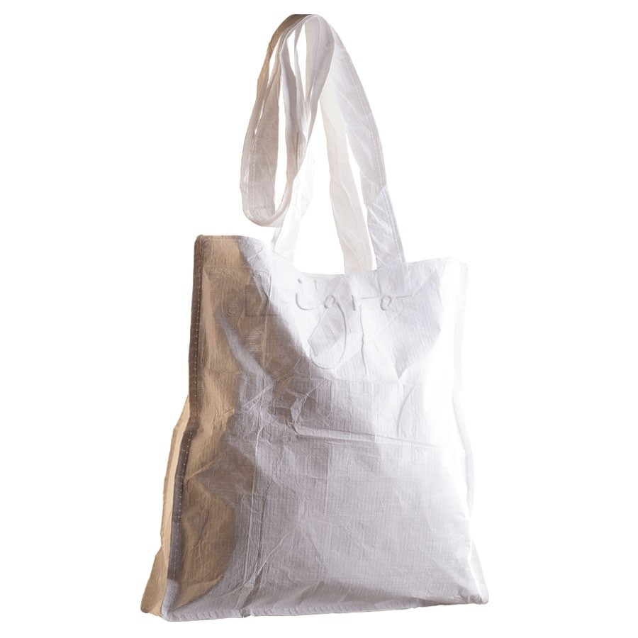 Superleichter Tyvek Shopper, extralange Henkel