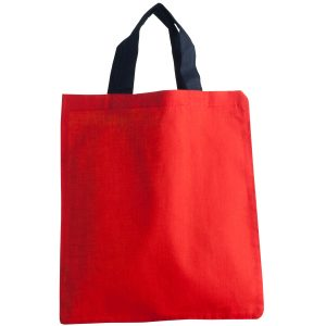 Multicolor bag large and small cotton bag