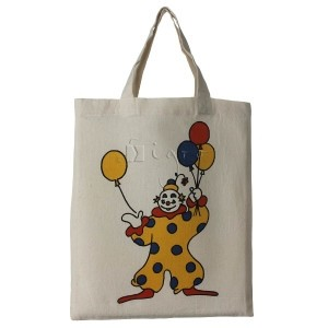 Baumwolltasche Clowns