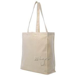 Canvas Shopper lange Henkel