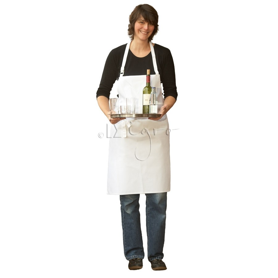 Igro's cotton bib aprons: easy to print, ideal for sales promotion