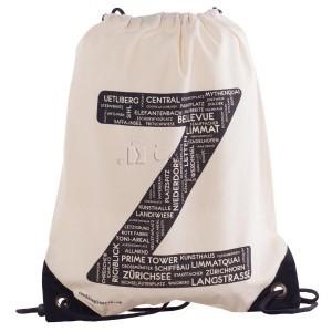 city tote bag Zürich gym bag