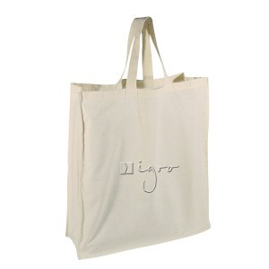 Canvas Shopper kurze Henkel
