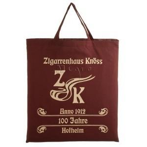 Einkaufstasche mit kurzen Henkeln