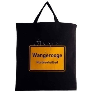 City tote bag Wangerooge