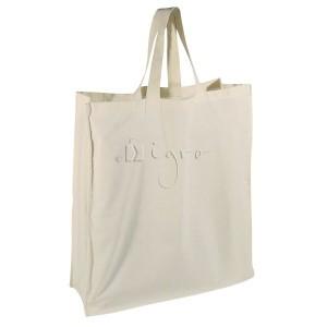 Einkaufstasche XXL, mit breiter Falz