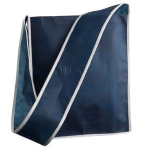 PP Messetasche mit Zierpaspel