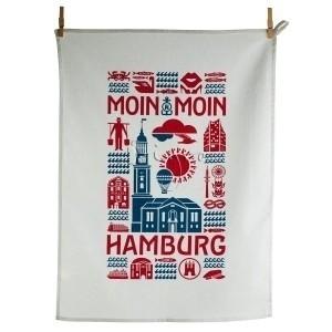 Dish towel Hamburg