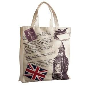 city tote bags motif London