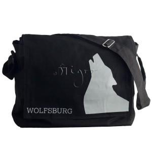 City tote bag / Messenger Bag Wolfsburg