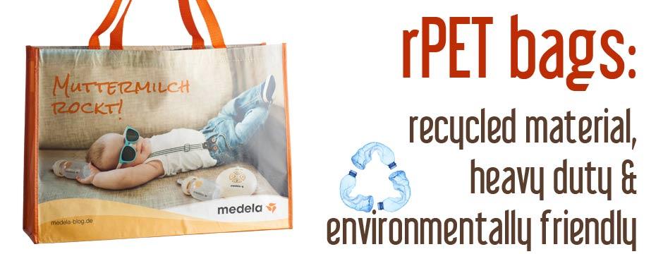 R-PET bags