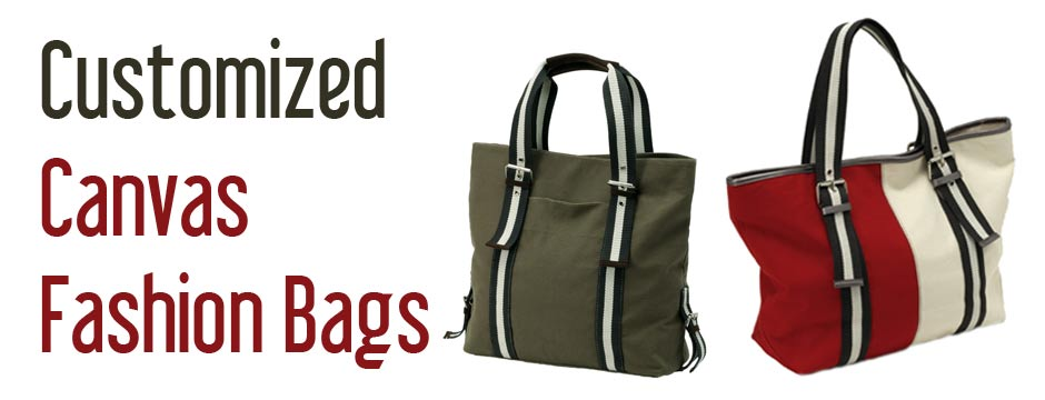 Canvas Bags customized by Igro