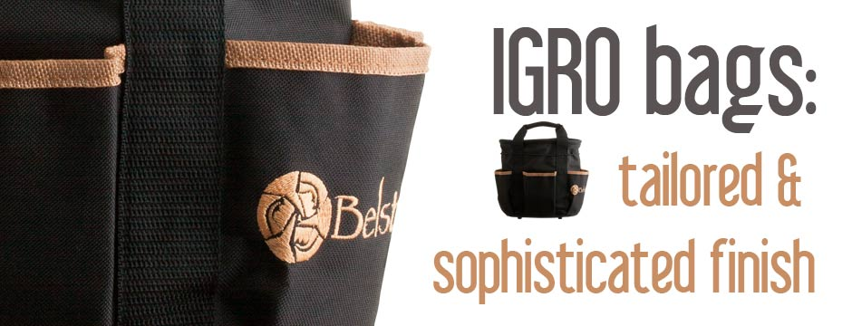 Igro Tailor-Made Merchandising Bags