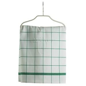 kitchen towel checkered