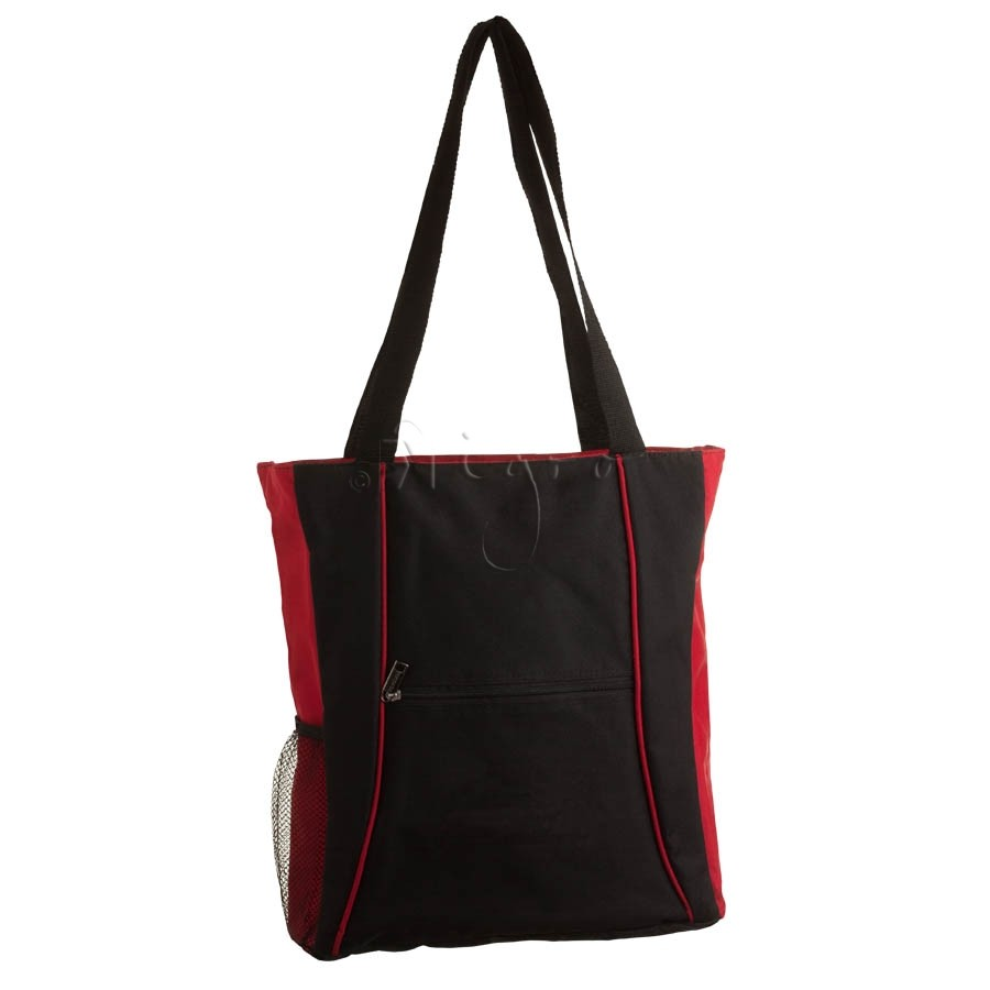 Conference bag or promo bag polyester