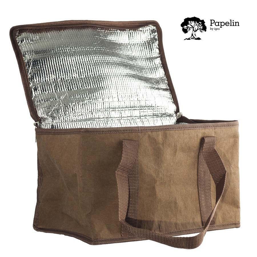 Cooler bag washable paper