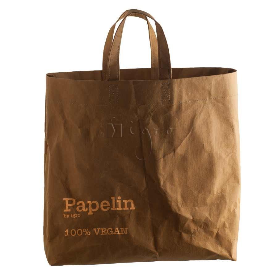 vegane taschen aus Papelin