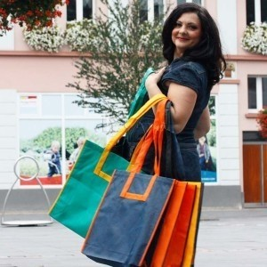 PP City Bag zum Shoppen