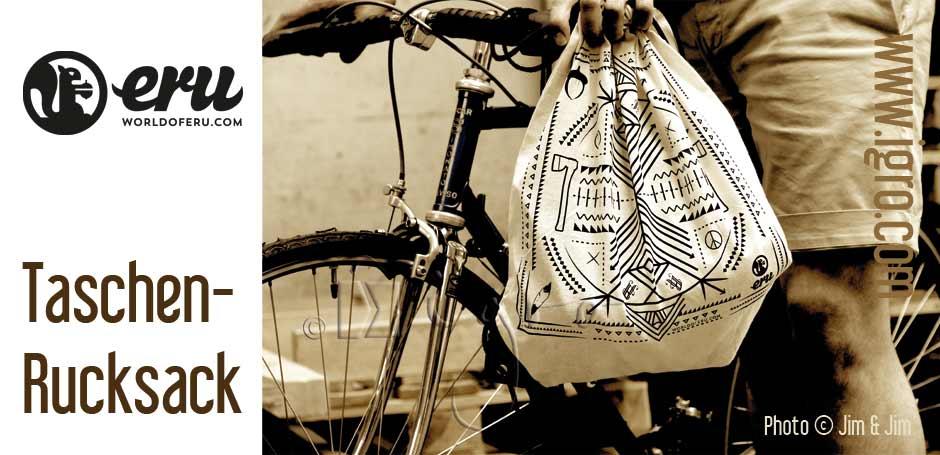 Sonderanfertigung: Lifestyle Bag mit Goodie