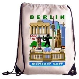 city tote bag Motif Berlin G41