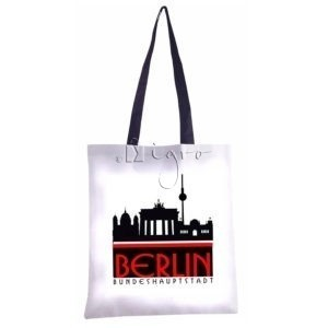 city tote bag Motif Berlin G70
