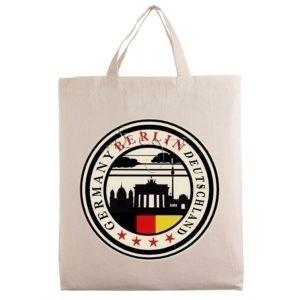 city tote bag Motif Berlin G93