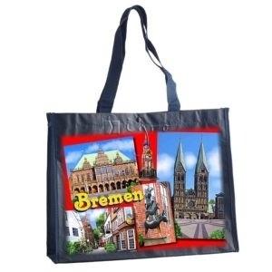 city tote bag Motif Bremen TT8
