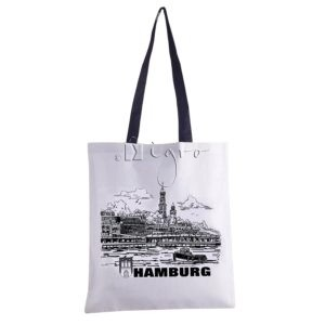 city tote bag Motif Hamburg G181