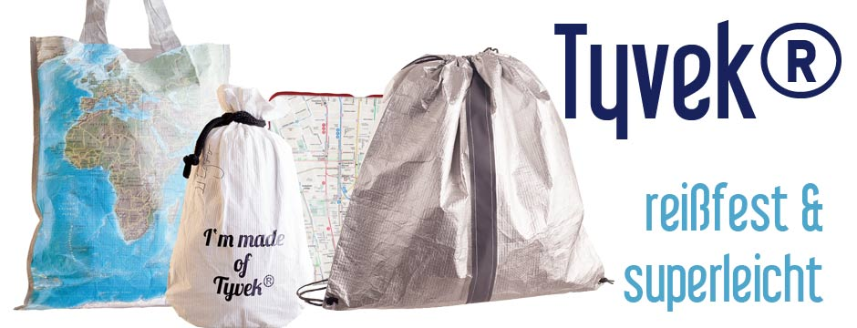 Tyvek Taschen Taschen aus Tyvek von Igro
