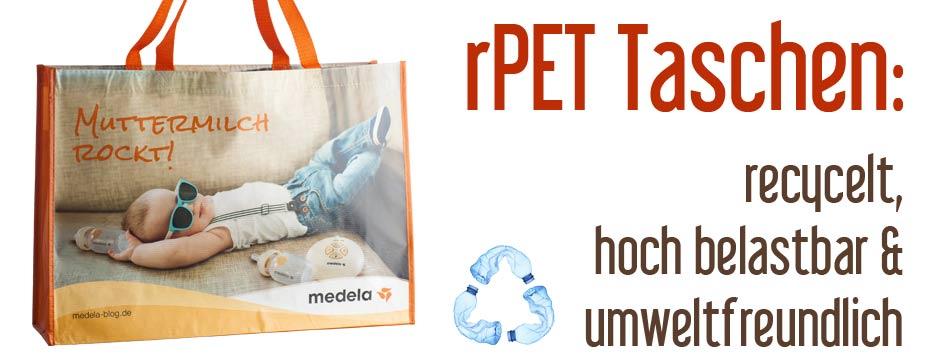 PET Recycling Taschen R-PET Taschen von Igro